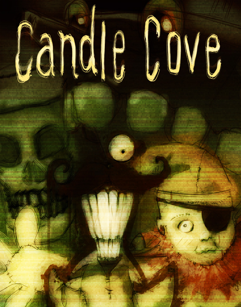 Lovely Candle Cove fan art!
